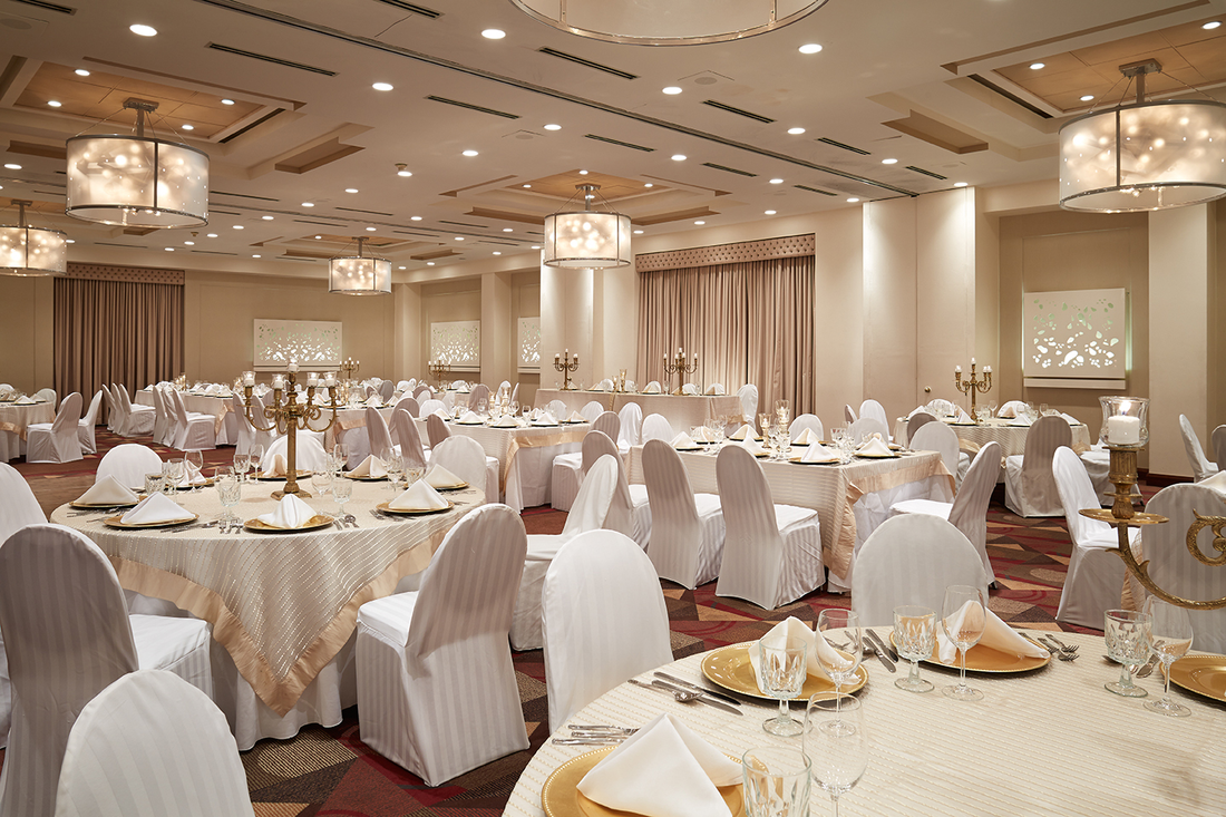 Hotel Ruby Foo's Event Wedding Venue - Montreal Reception Hall